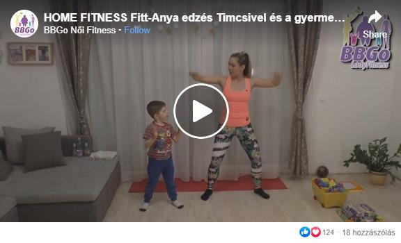 Fitt-Anya Online edzés